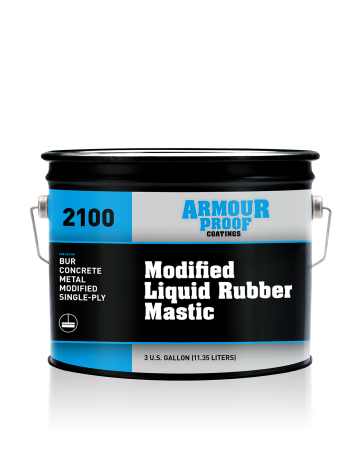 AP-2100 Modified Liquid Rubber Mastic - Armour Proof Coatings