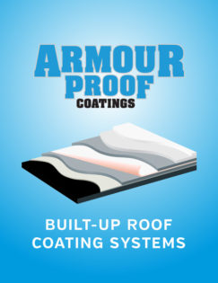 Built-Up Roof Coating Systems