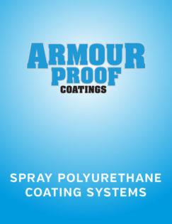 Spray Polyurethane Coating Systems
